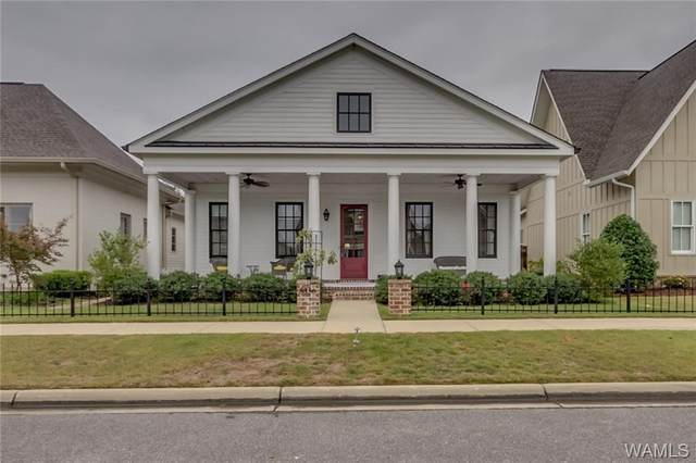 5356 Courtney Avenue, TUSCALOOSA, AL 35406 (MLS #140469) :: The K|W Group