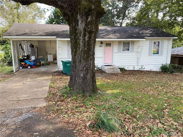 3417 Camp Street NE, TUSCALOOSA, AL 35404 (MLS #140492) :: The Gray Group at Keller Williams Realty Tuscaloosa