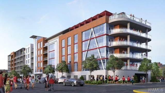 1150 8th Street #615, TUSCALOOSA, AL 35401 (MLS #140511) :: Caitlin Tubbs with Hamner Real Estate