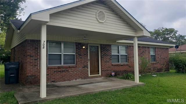 708 E Jefferson, DEMOPOLIS, AL 36732 (MLS #140528) :: The Gray Group at Keller Williams Realty Tuscaloosa