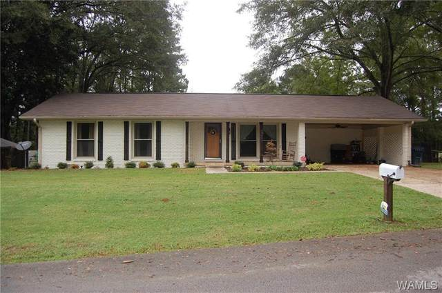 410 Monterey Drive, NORTHPORT, AL 35473 (MLS #140545) :: The Advantage Realty Group