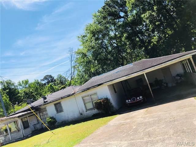 1427 58th Street E, TUSCALOOSA, AL 35405 (MLS #140557) :: Caitlin Tubbs with Hamner Real Estate