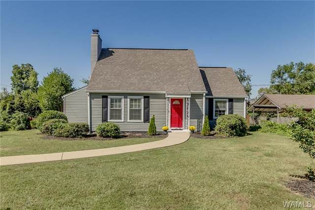 2102 Forest Lake Drive, TUSCALOOSA, AL 35401 (MLS #140568) :: Caitlin Tubbs with Hamner Real Estate
