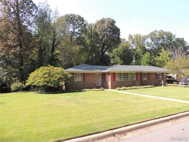 1206 36th Avenue E, TUSCALOOSA, AL 35404 (MLS #140785) :: The Gray Group at Keller Williams Realty Tuscaloosa