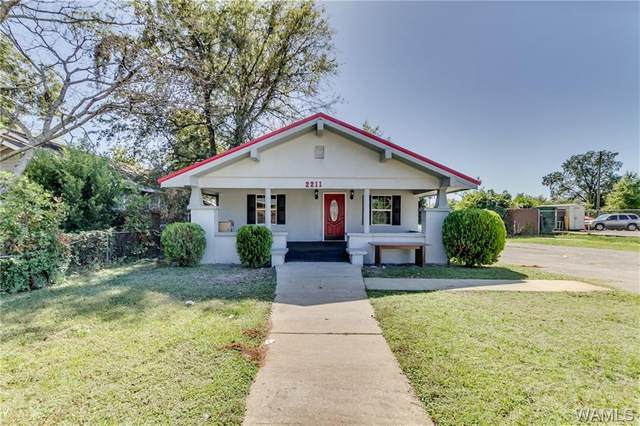 2211 18th Street, TUSCALOOSA, AL 35401 (MLS #140802) :: The Gray Group at Keller Williams Realty Tuscaloosa