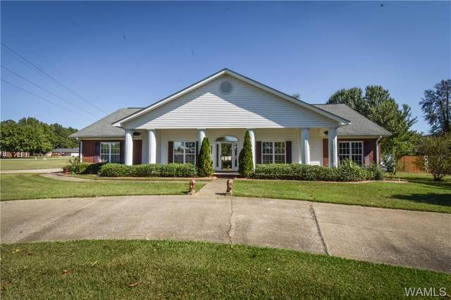 1661 Ozier Drive, TUSCALOOSA, AL 35405 (MLS #140839) :: The Gray Group at Keller Williams Realty Tuscaloosa