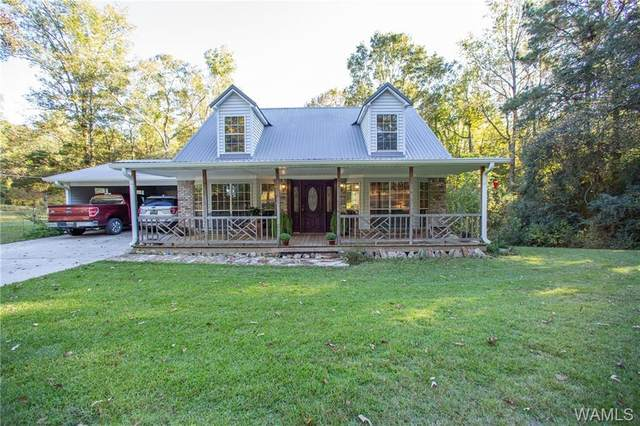 4845 Old Mcgee Road, TUSCALOOSA, AL 35405 (MLS #140850) :: The Advantage Realty Group