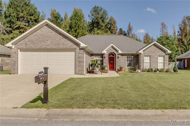 1750 Collier Way, TUSCALOOSA, AL 35405 (MLS #140942) :: The Advantage Realty Group