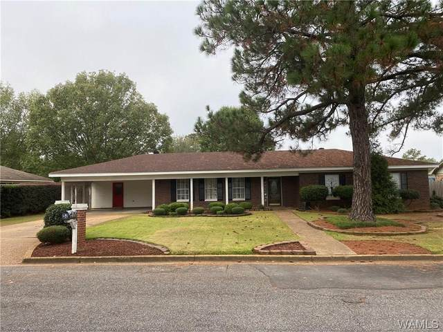 3606 18th Avenue NE, TUSCALOOSA, AL 35406 (MLS #140973) :: The Alice Maxwell Team