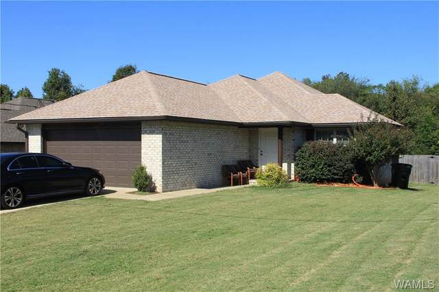 1608 12th Street E, TUSCALOOSA, AL 35404 (MLS #141052) :: Caitlin Tubbs with Hamner Real Estate