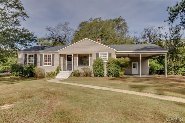2510 E 5th Avenue, TUSCALOOSA, AL 35401 (MLS #141126) :: Caitlin Tubbs with Hamner Real Estate