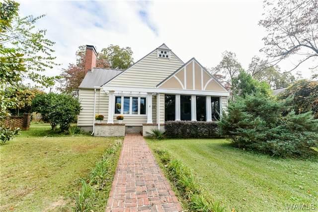 1017 Main Avenue, NORTHPORT, AL 35476 (MLS #141157) :: Caitlin Tubbs with Hamner Real Estate