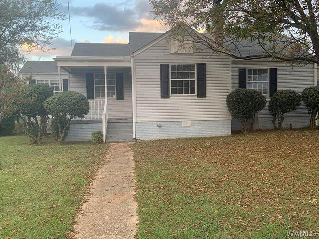 318 24th Street, TUSCALOOSA, AL 35401 (MLS #141204) :: Caitlin Tubbs with Hamner Real Estate