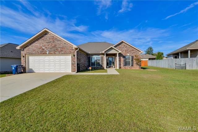 12371 Huntington Village Drive, NORTHPORT, AL 35474 (MLS #141227) :: Caitlin Tubbs with Hamner Real Estate