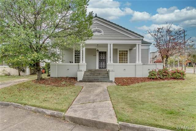 1200 Queen City Avenue, TUSCALOOSA, AL 35401 (MLS #141244) :: Caitlin Tubbs with Hamner Real Estate