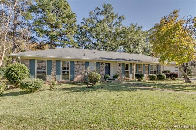 356 Riverdale Drive, TUSCALOOSA, AL 35406 (MLS #141269) :: Caitlin Tubbs with Hamner Real Estate
