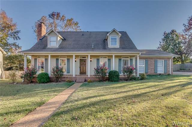 705 Fair Oaks Lane, TUSCALOOSA, AL 35406 (MLS #141320) :: Caitlin Tubbs with Hamner Real Estate