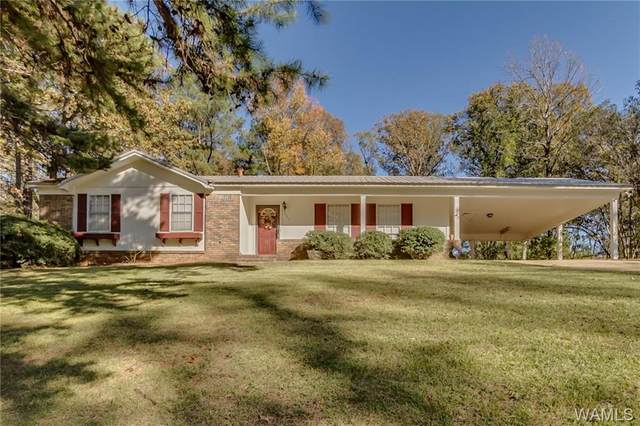521 29th Court NE, TUSCALOOSA, AL 35404 (MLS #141352) :: The K|W Group