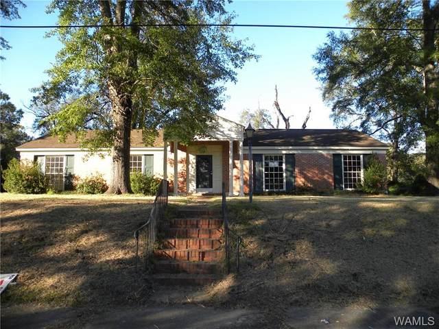 304 Jackson, EUTAW, AL 35462 (MLS #141373) :: Caitlin Tubbs with Hamner Real Estate