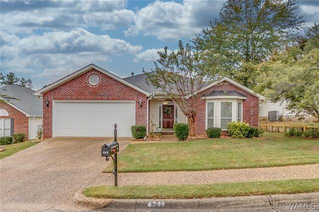 6349 Woodmere Drive, TUSCALOOSA, AL 35405 (MLS #141376) :: Caitlin Tubbs with Hamner Real Estate