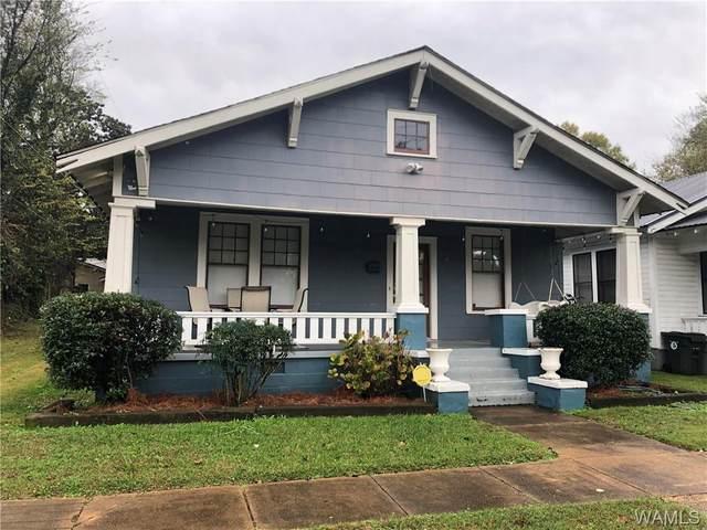 1809 3rd Street, TUSCALOOSA, AL 35401 (MLS #141385) :: Caitlin Tubbs with Hamner Real Estate