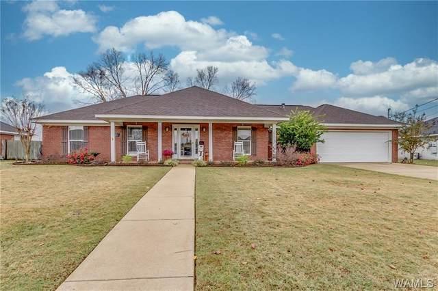 2489 Magnolia Park Circle, TUSCALOOSA, AL 35405 (MLS #141405) :: Caitlin Tubbs with Hamner Real Estate