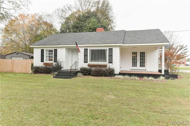 291 3rd Ave, MOUNDVILLE, AL 35474 (MLS #141482) :: The Gray Group at Keller Williams Realty Tuscaloosa