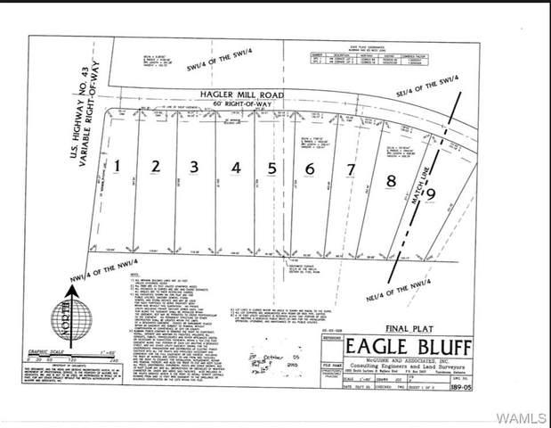 8 Hagler Mill Road, NORTHPORT, AL 35475 (MLS #141634) :: The Gray Group at Keller Williams Realty Tuscaloosa
