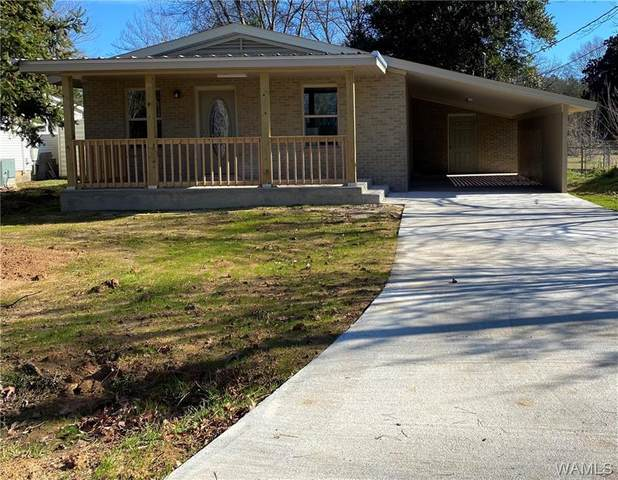 207 2nd Ave Avenue, MOUNDVILLE, AL 35474 (MLS #141704) :: The Gray Group at Keller Williams Realty Tuscaloosa