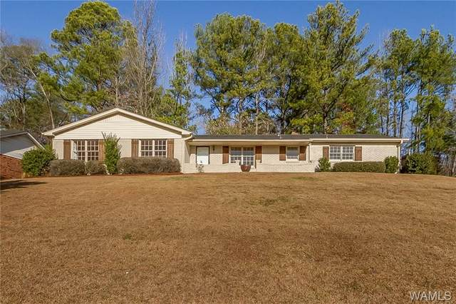 655 Woodridge Drive, TUSCALOOSA, AL 35406 (MLS #141978) :: Caitlin Tubbs with Hamner Real Estate