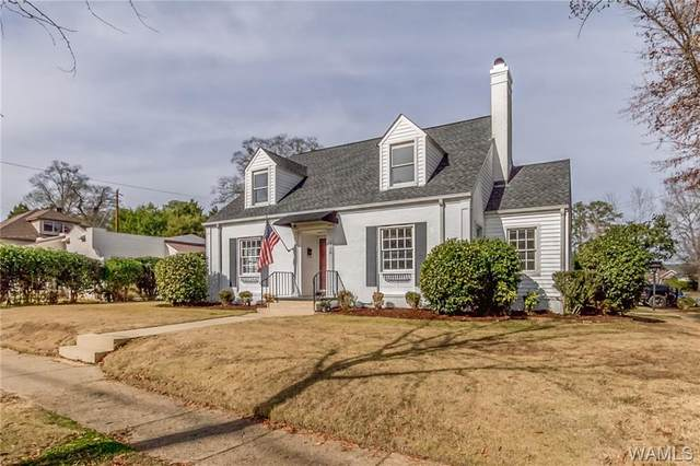 1520 13TH Street, TUSCALOOSA, AL 35401 (MLS #142026) :: The Advantage Realty Group