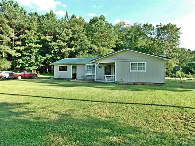 1230 Hunter Road, GORDO, AL 35466 (MLS #142044) :: The Gray Group at Keller Williams Realty Tuscaloosa