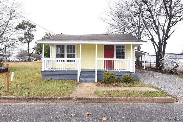 2522 12th Avenue, TUSCALOOSA, AL 35401 (MLS #142054) :: The Advantage Realty Group