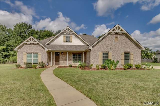 1660 Arborway Circle, TUSCALOOSA, AL 35405 (MLS #142116) :: Caitlin Tubbs with Hamner Real Estate