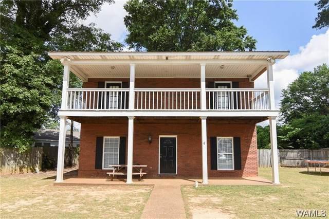 6 Brook Meadows Circle, TUSCALOOSA, AL 35401 (MLS #142174) :: Caitlin Tubbs with Hamner Real Estate