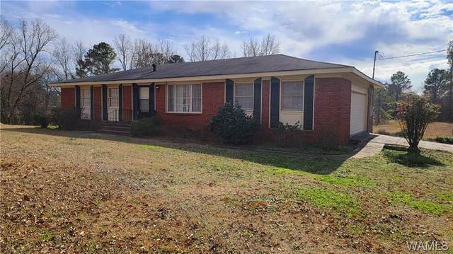 149 W End Avenue, EUTAW, AL 35462 (MLS #142194) :: The Gray Group at Keller Williams Realty Tuscaloosa
