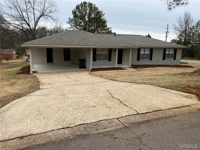 1010 61st Street, TUSCALOOSA, AL 35405 (MLS #142327) :: Caitlin Tubbs with Hamner Real Estate