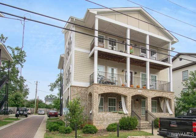 1520 8th Street, TUSCALOOSA, AL 35401 (MLS #142491) :: Caitlin Tubbs with Hamner Real Estate