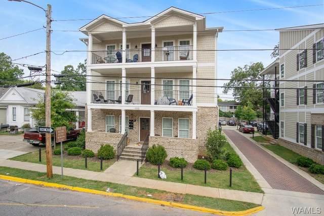 1522 8th Street, TUSCALOOSA, AL 35401 (MLS #142505) :: Caitlin Tubbs with Hamner Real Estate