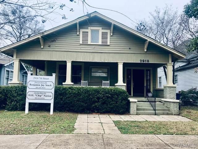 2918 7th Street, TUSCALOOSA, AL 35401 (MLS #142603) :: The Gray Group at Keller Williams Realty Tuscaloosa