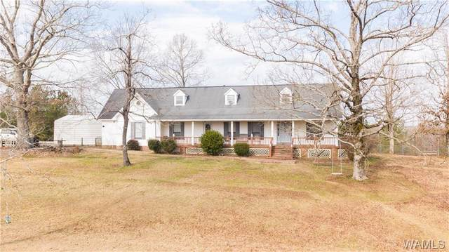 17274 Old Fayette Road, NORTHPORT, AL 35475 (MLS #142648) :: The K|W Group