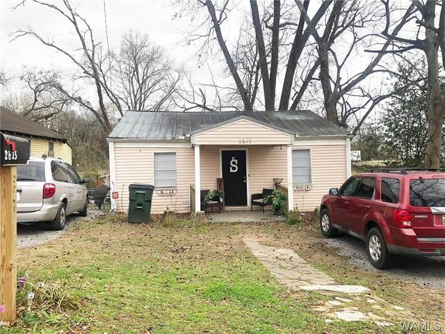 2615 22nd Street, TUSCALOOSA, AL 35401 (MLS #142713) :: Caitlin Tubbs with Hamner Real Estate