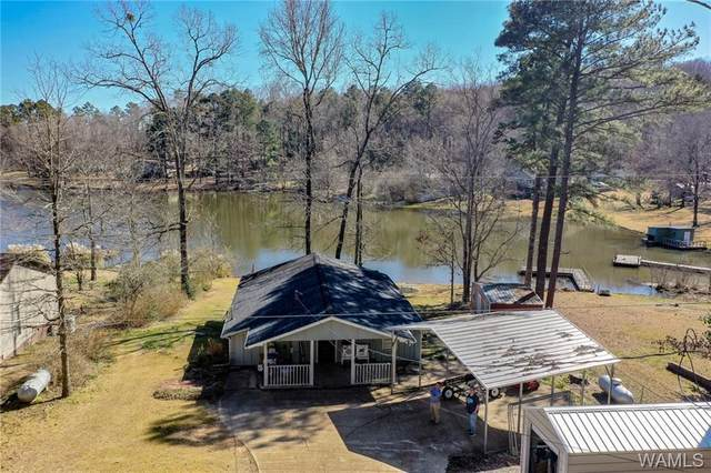 484 Harkins Lake Road, FAYETTE, AL 35555 (MLS #142721) :: The Gray Group at Keller Williams Realty Tuscaloosa