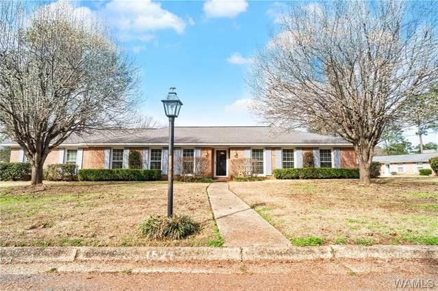 1524 Heritage Drive, TUSCALOOSA, AL 35406 (MLS #142767) :: Caitlin Tubbs with Hamner Real Estate