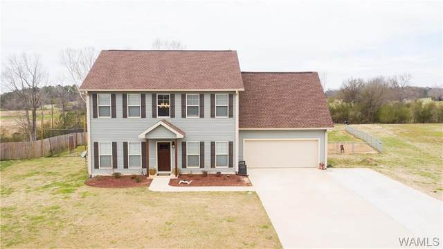 11083 Patton Circle, NORTHPORT, AL 35475 (MLS #142879) :: The K|W Group