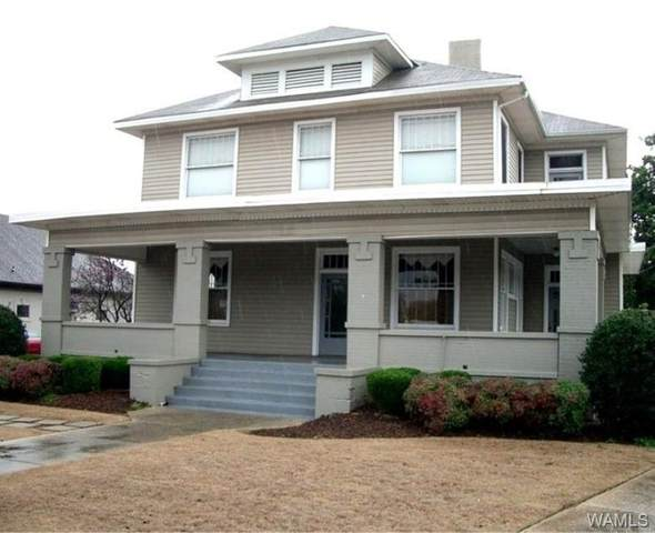 1416 Greensboro Avenue, TUSCALOOSA, AL 35401 (MLS #142891) :: The Gray Group at Keller Williams Realty Tuscaloosa