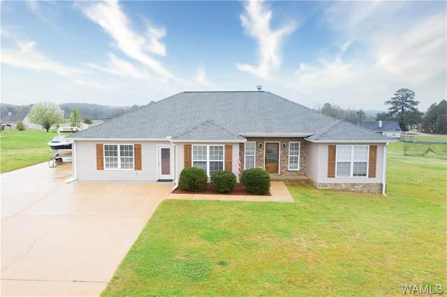 11104 Patton Circle, NORTHPORT, AL 35475 (MLS #142987) :: The K|W Group
