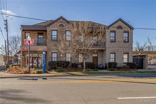 1403 University Boulevard #9, TUSCALOOSA, AL 35401 (MLS #143071) :: The Gray Group at Keller Williams Realty Tuscaloosa
