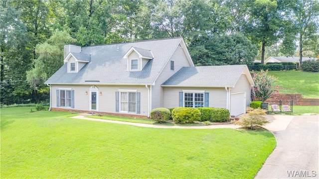 220 Woodridge Circle, TUSCALOOSA, AL 35406 (MLS #143157) :: Caitlin Tubbs with Hamner Real Estate
