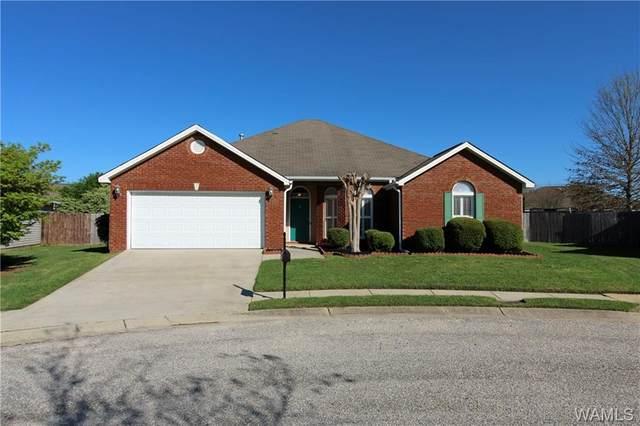 2110 Evergreen Lane, TUSCALOOSA, AL 35405 (MLS #143159) :: The Gray Group at Keller Williams Realty Tuscaloosa